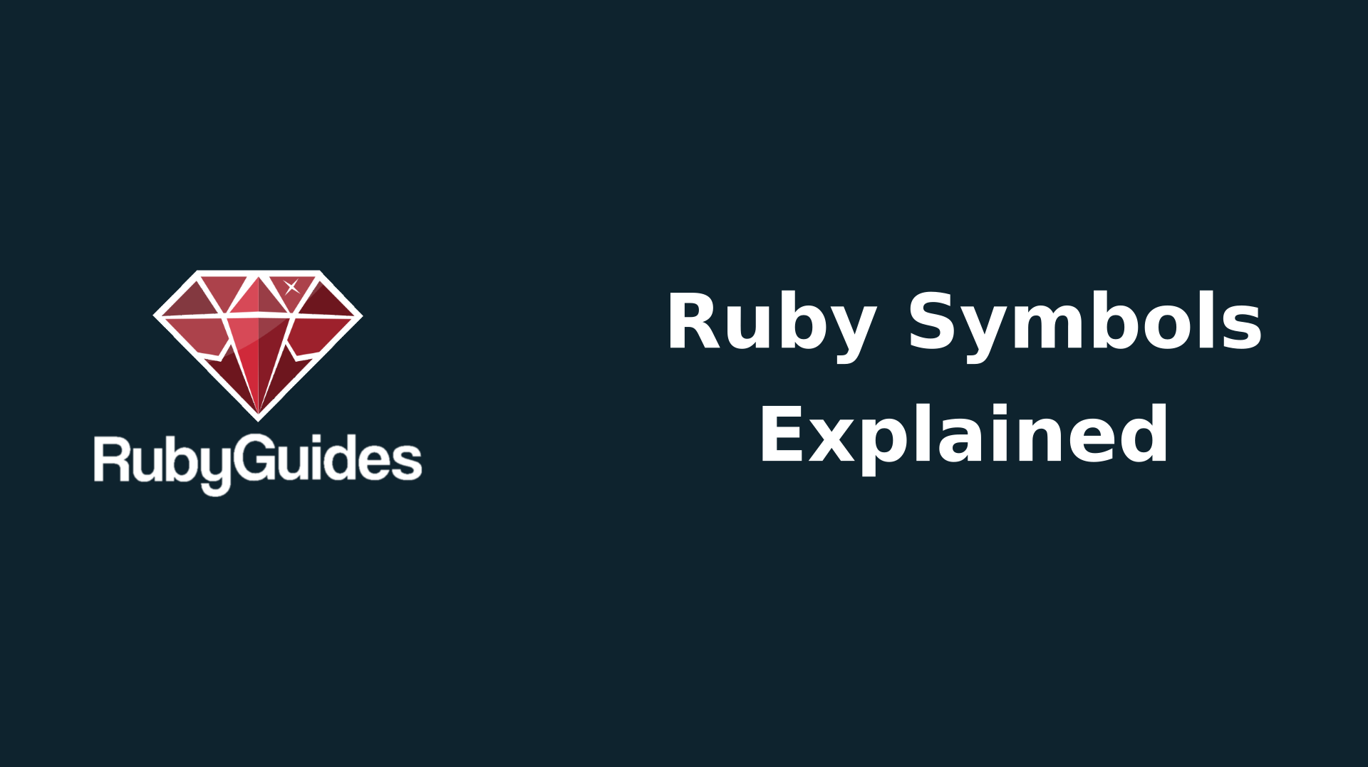 How Are Ruby Symbols And Strings Different Rubyguides