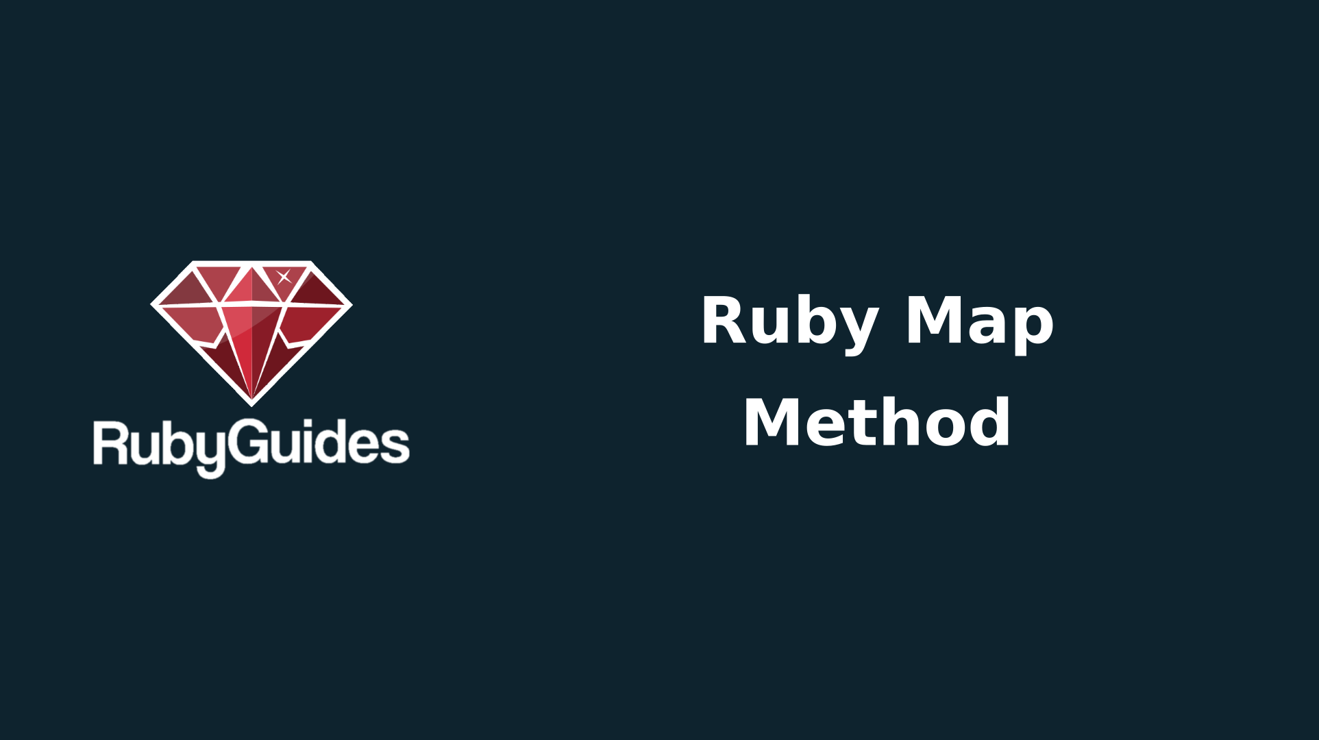 Ruby Map Method (With Examples)