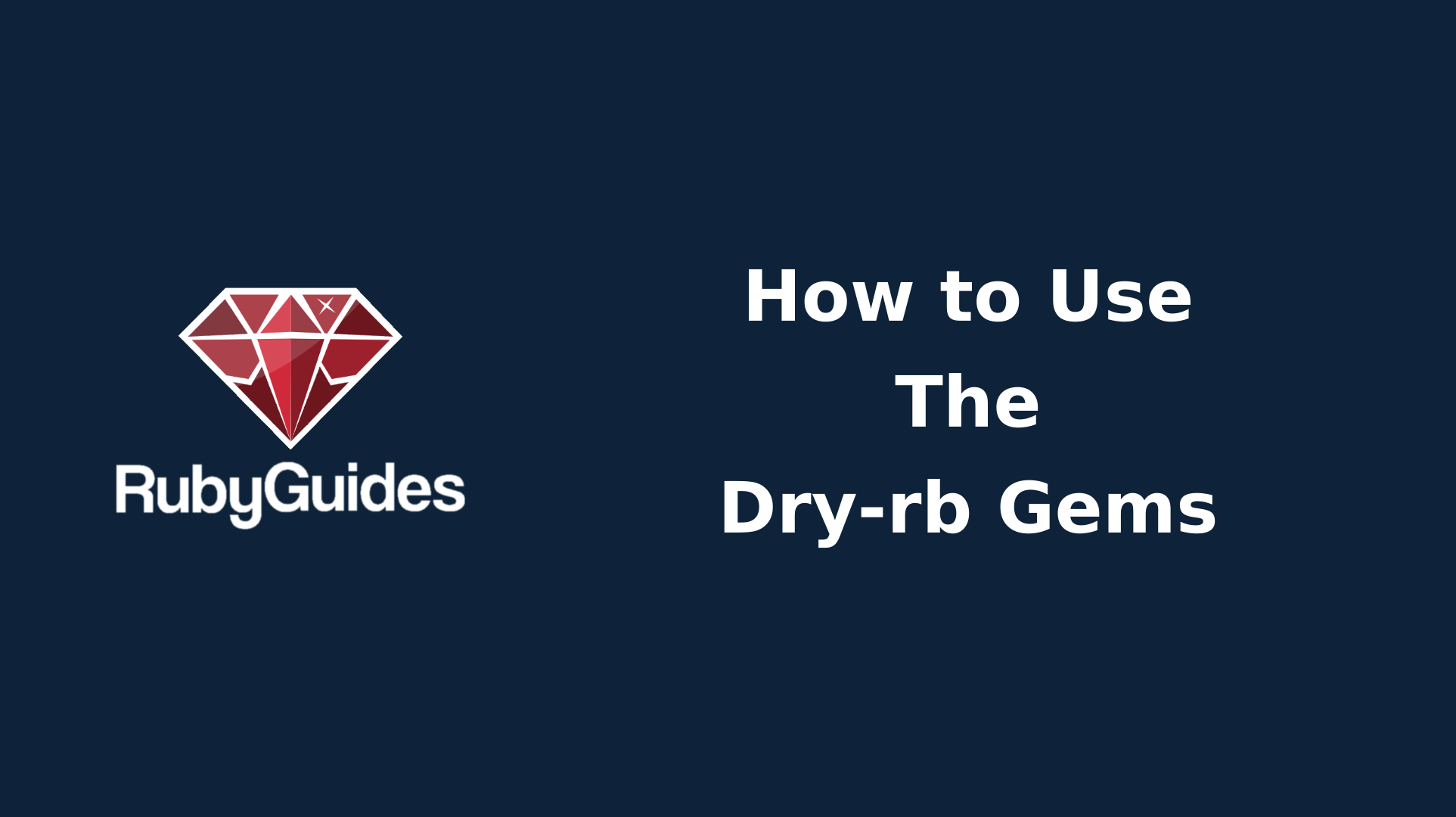 What is Dry-rb?